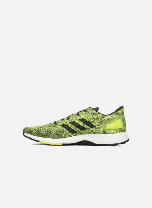 Sportschoenen adidas performance Pureboost Dpr Groen voorkant