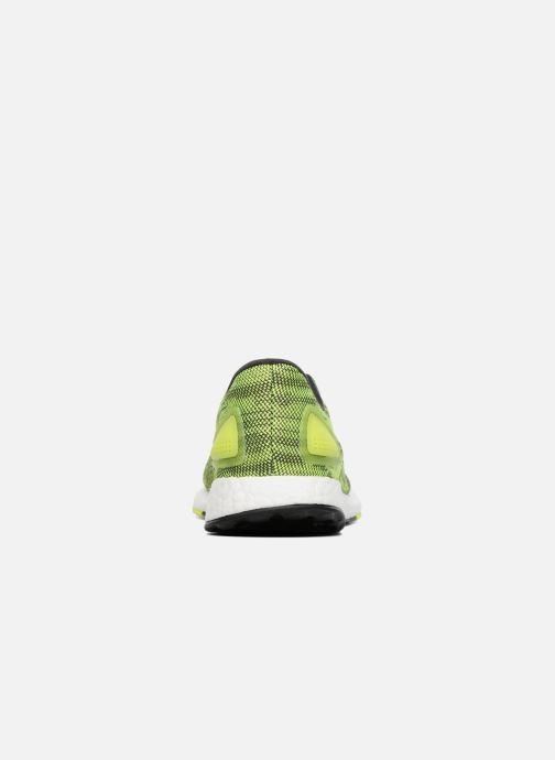 Scarpe sportive adidas performance Pureboost Dpr Verde immagine destra
