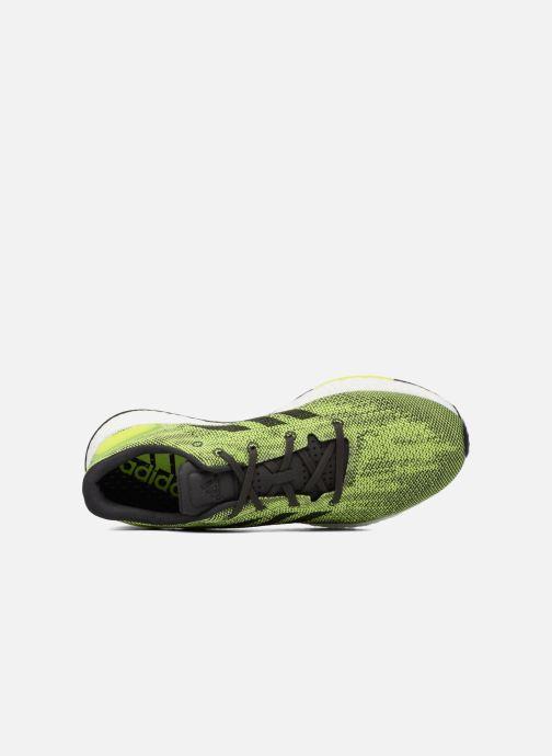 Scarpe sportive adidas performance Pureboost Dpr Verde immagine sinistra