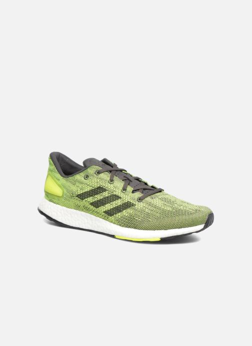 best authentic 4ae2f 2e917 Sport shoes adidas performance Pureboost Dpr Green detailed view  Pair view