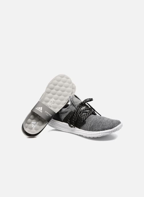 Zapatillas de deporte adidas performance Adidas Athletics 24/7 W Gris vista 3/4