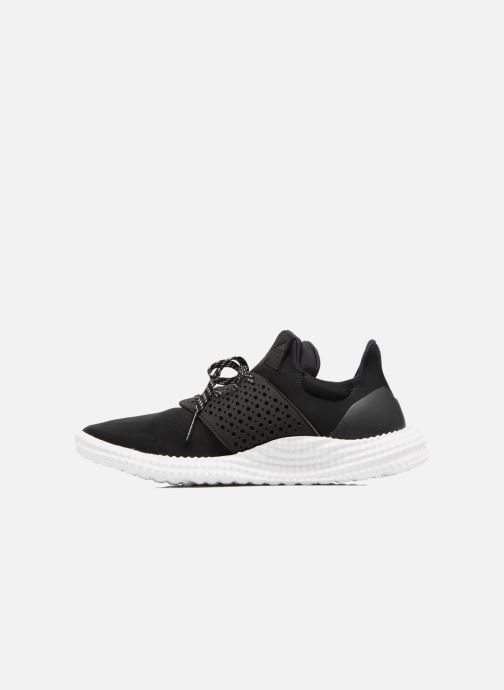 Sportschoenen adidas performance Adidas Athletics 24/7 W Zwart voorkant
