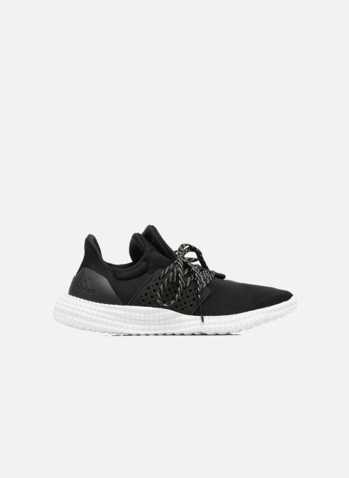 Sportschoenen adidas performance Adidas Athletics 24/7 W Zwart achterkant