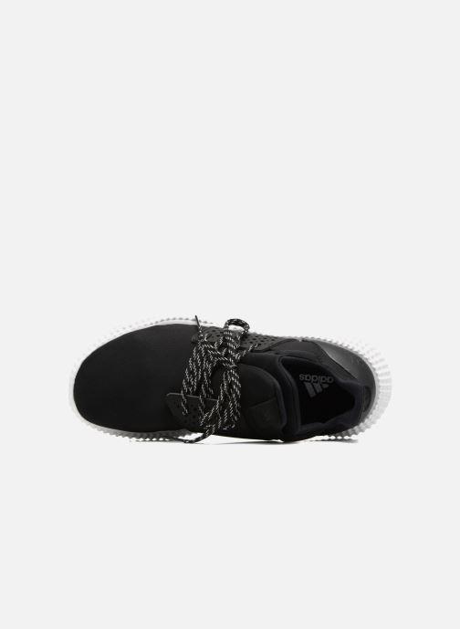 Chaussures de sport adidas performance Adidas Athletics 24/7 W Noir vue gauche