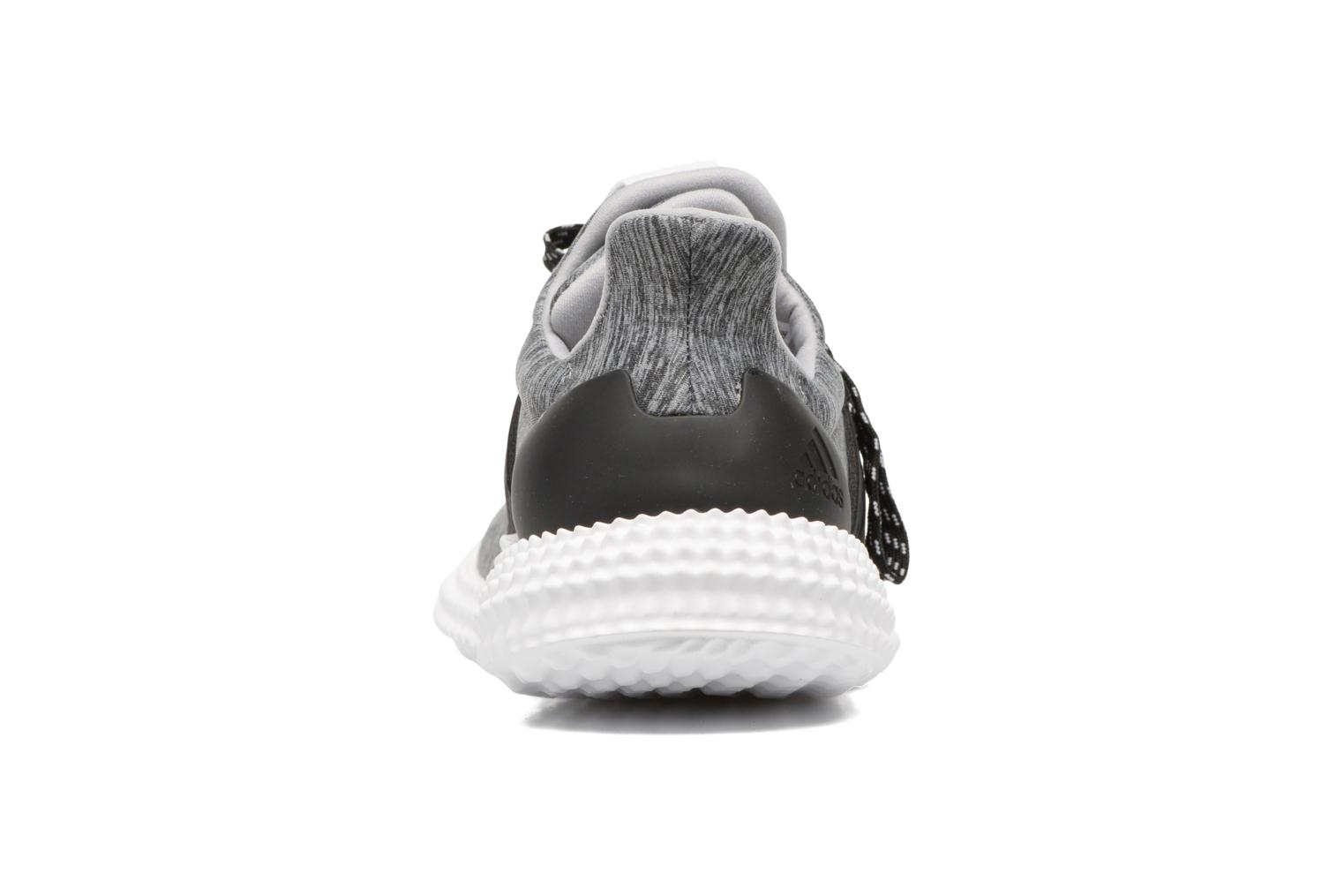 Sport shoes Adidas Performance Adidas Athletics 24/7 W Grey view from the right