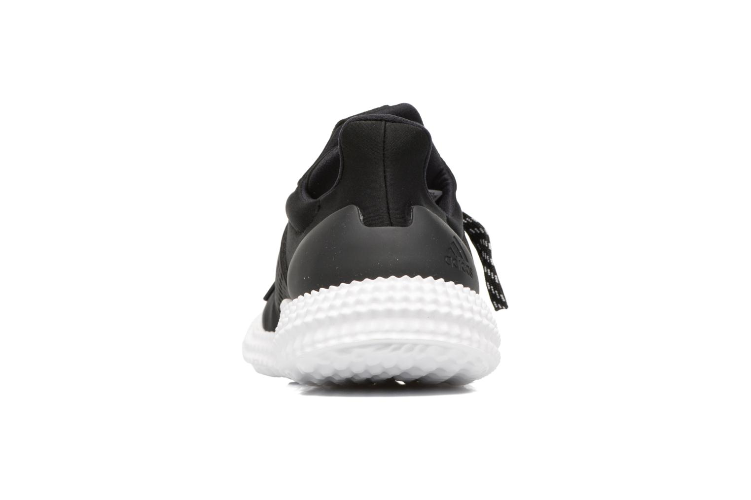 Sport shoes Adidas Performance Adidas Athletics 24/7 W Black view from the right