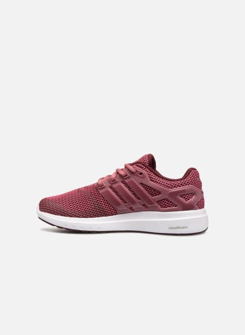 Chaussures de sport adidas performance Energy Cloud V Bordeaux vue face