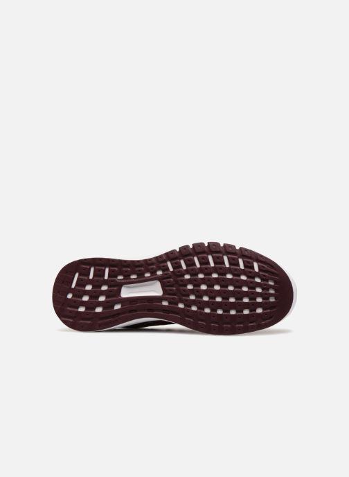 Chaussures de sport adidas performance Energy Cloud V Bordeaux vue haut