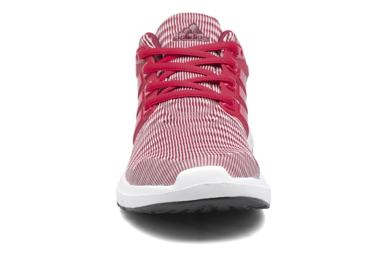 Chaussures de sport Adidas Performance Energy CloudV Rose vue portées chaussures