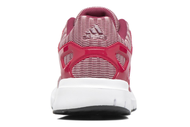 Chaussures de sport Adidas Performance Energy CloudV Rose vue droite