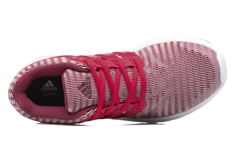 Chaussures de sport Adidas Performance Energy CloudV Rose vue gauche