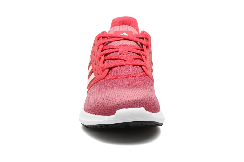 Chaussures de sport Adidas Performance Solyx W Rose vue portées chaussures