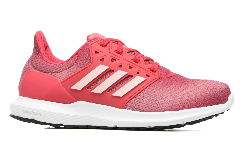 Chaussures de sport Adidas Performance Solyx W Rose vue derrière