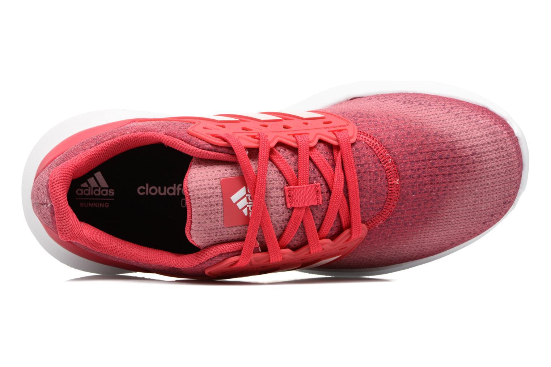 Chaussures de sport Adidas Performance Solyx W Rose vue gauche