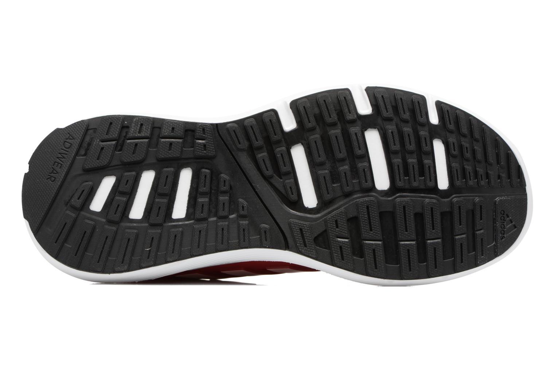 Chaussures de sport Adidas Performance Solyx W Rose vue haut