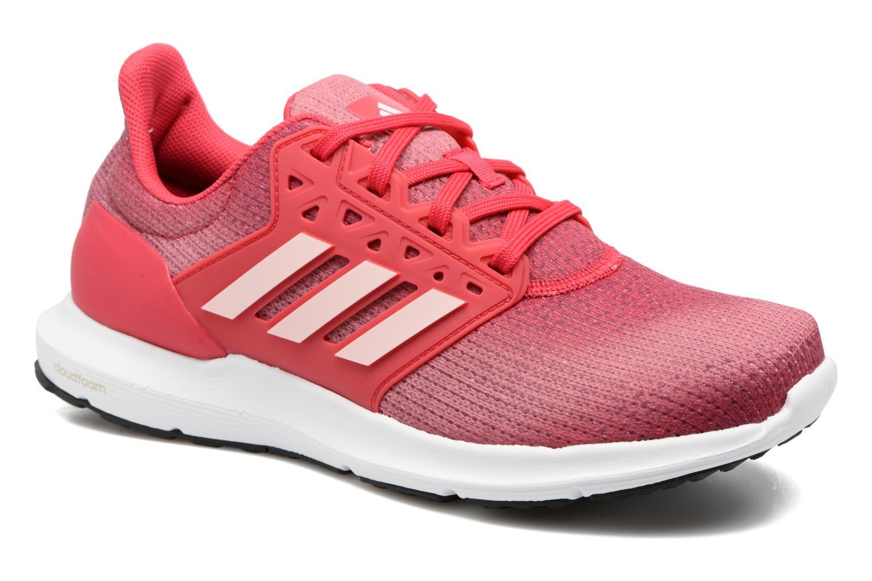 Chaussures de sport Adidas Performance Solyx W Rose vue détail/paire