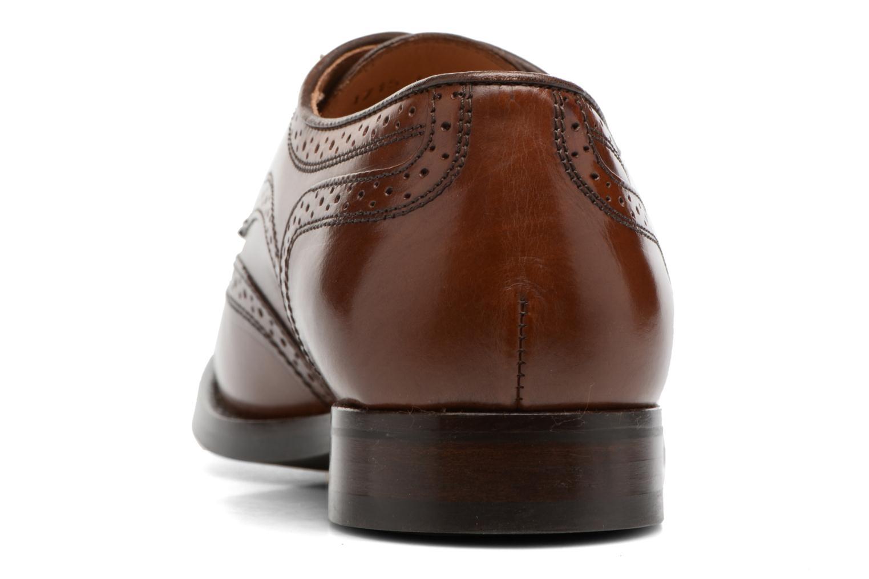Chaussures à lacets Geox U Hampstead D  U52E3D Marron vue droite