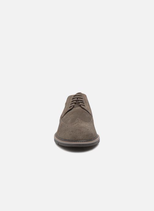 Lace-up shoes Geox U Uvet A U722QA Brown model view