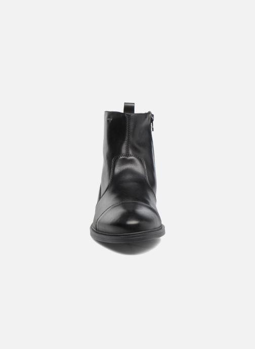 Ankle boots Geox U Yoris Np Abx F U742XF Black model view