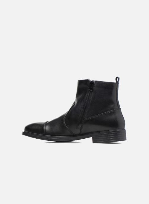 Ankle boots Geox U Yoris Np Abx F U742XF Black front view