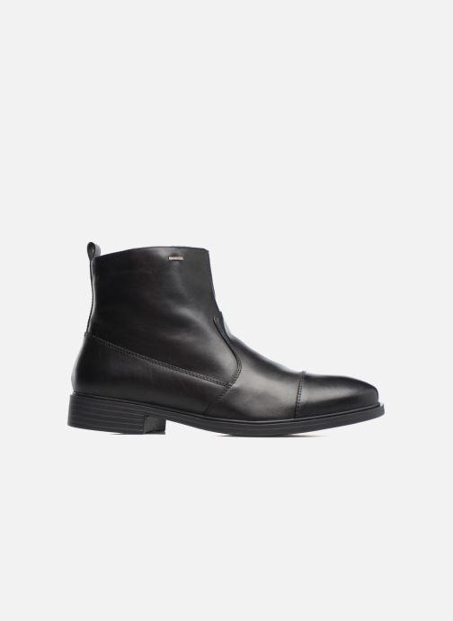 Ankle boots Geox U Yoris Np Abx F U742XF Black back view
