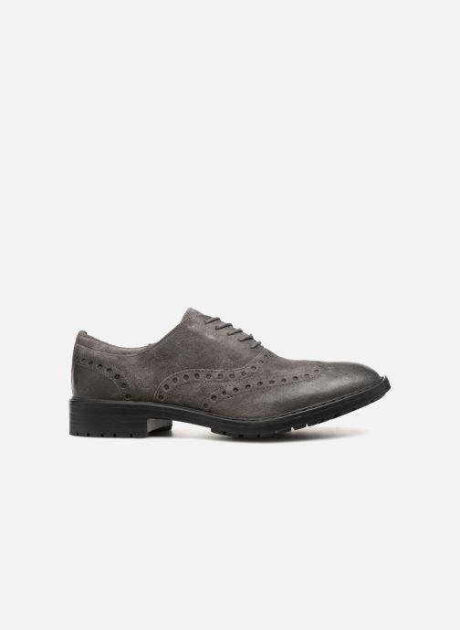 Chaussures à lacets Geox U Kapsian A U743PA Gris vue derrière