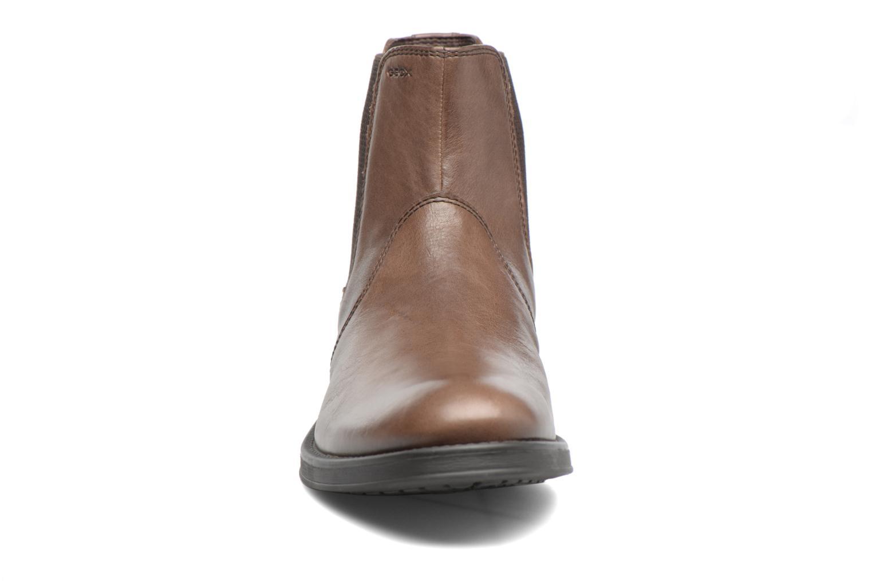 Bottines et boots Geox U Blade B U7482B Marron vue portées chaussures