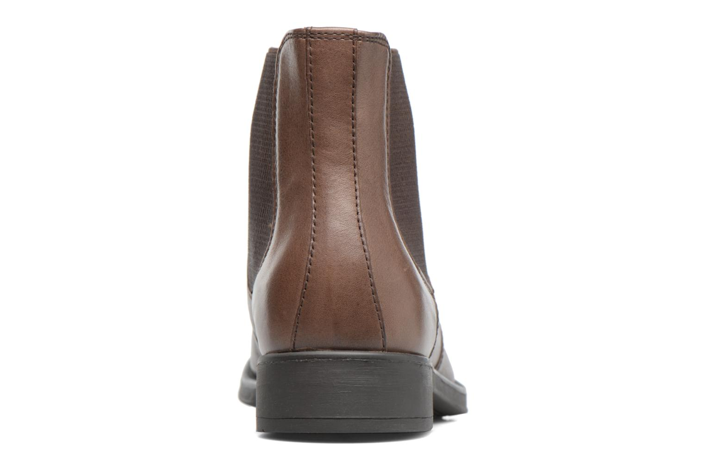 Bottines et boots Geox U Blade B U7482B Marron vue droite