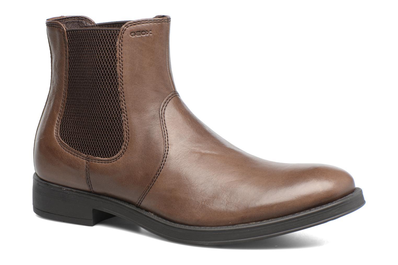 Bottines et boots Geox U Blade B U7482B Marron vue détail/paire