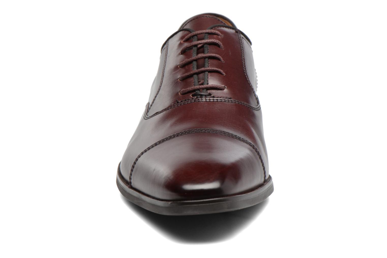 Veterschoenen Geox U New Life E U74P4E Bordeaux model