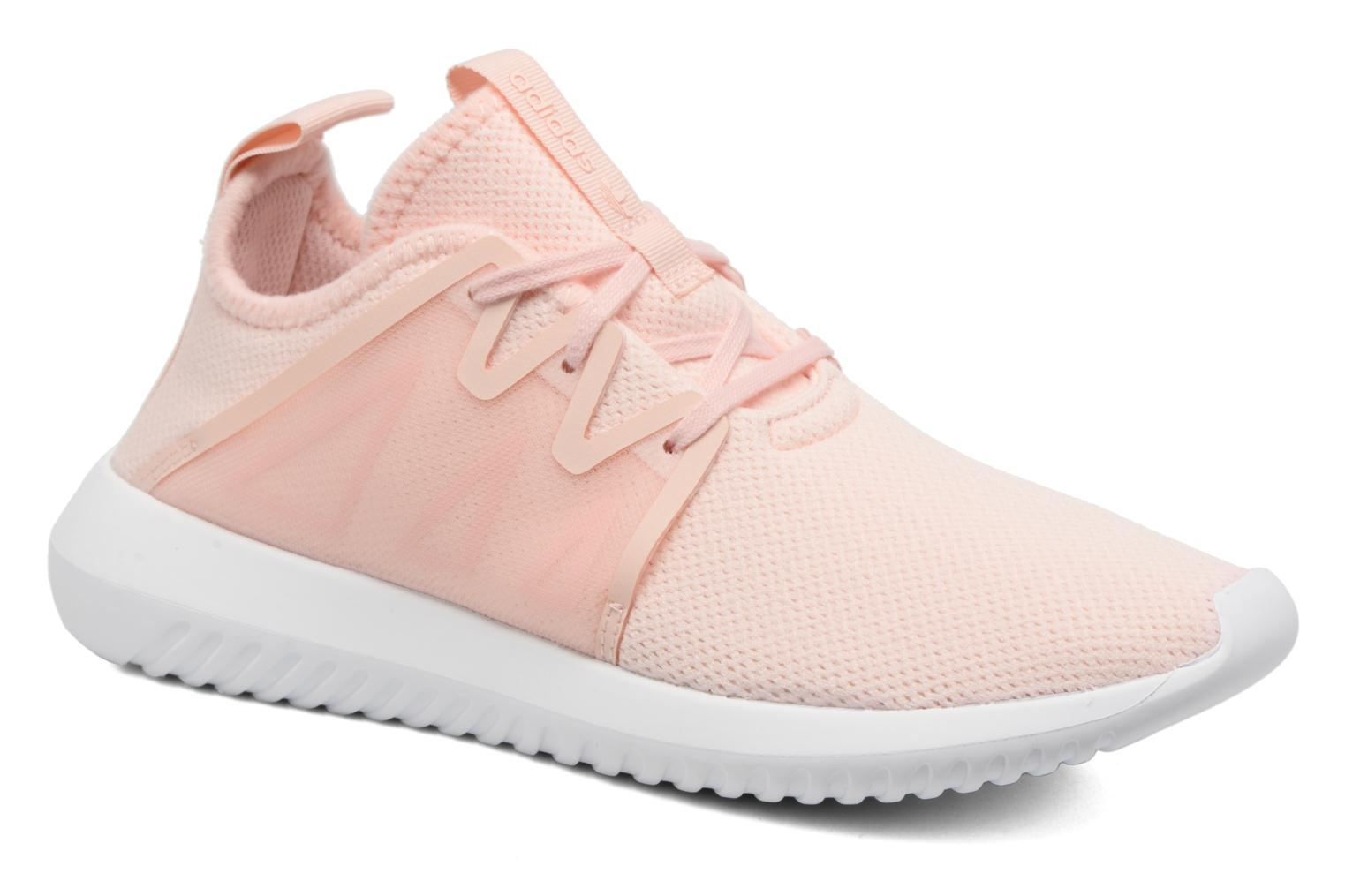 Baskets Adidas Originals Tubular Viral2 W Rose vue détail/paire