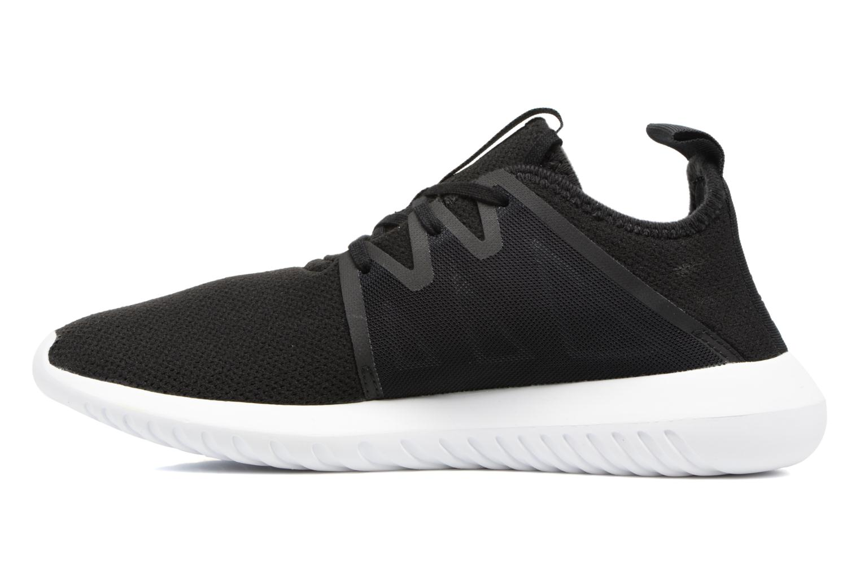 Deportivas Adidas Originals Tubular Viral2 W Negro vista de frente