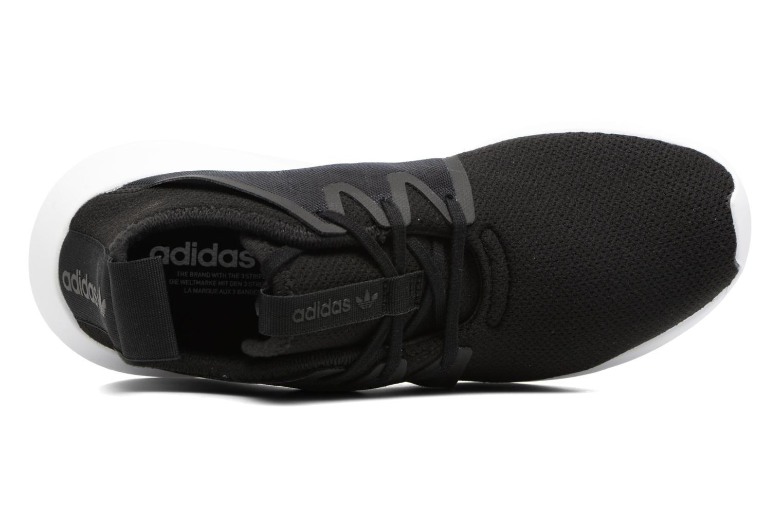 Deportivas Adidas Originals Tubular Viral2 W Negro vista lateral izquierda