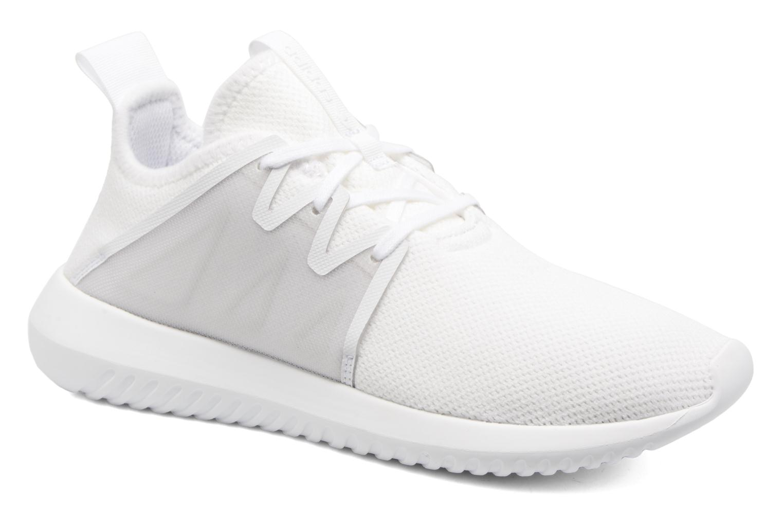 Baskets Adidas Originals Tubular Viral2 W Blanc vue détail/paire