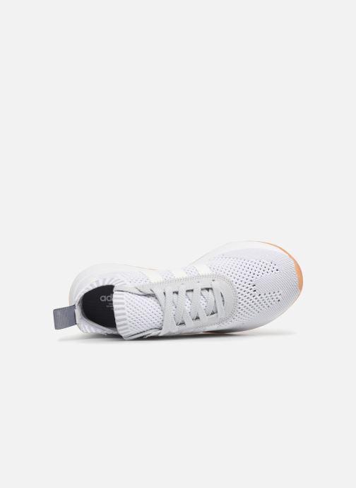 Sneaker Adidas Originals Flb W Pk grau ansicht von hinten