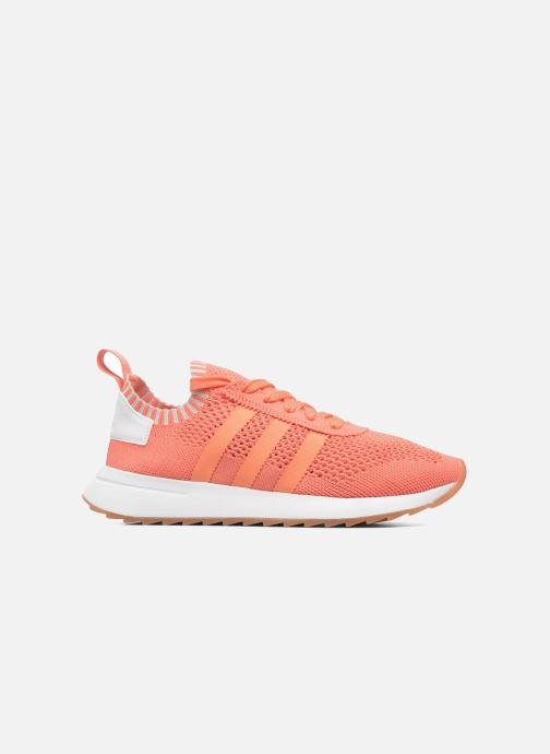 Sneaker adidas originals Flb W Pk orange ansicht von hinten