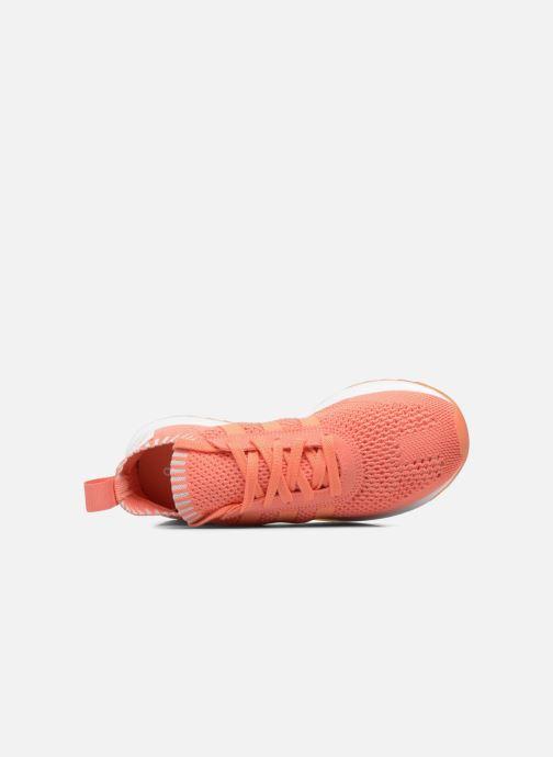 Sneaker adidas originals Flb W Pk orange ansicht von links