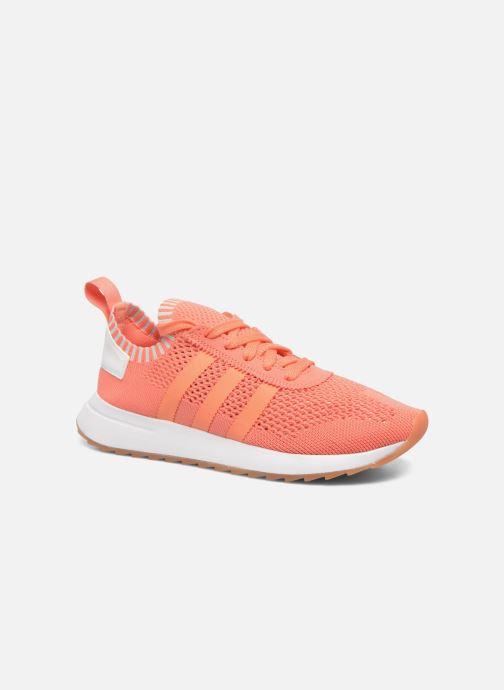 new arrival 73d8a d2df2 Sneakers adidas originals Flb W Pk Oranje detail