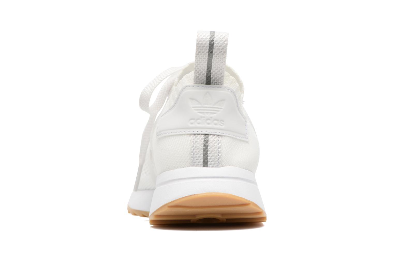 Sneaker Adidas Originals Flb W Pk weiß ansicht von rechts
