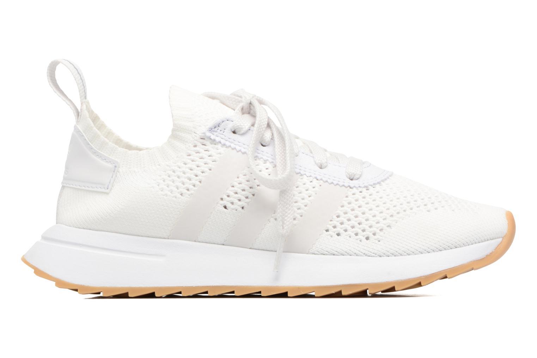 Sneakers Adidas Originals Flb W Pk Wit achterkant