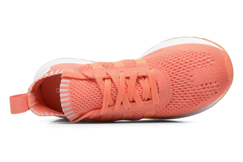 Baskets Adidas Originals Flb W Pk Orange vue gauche