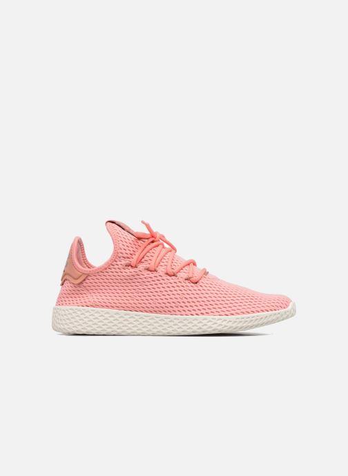 Sneakers adidas originals Pharrell Williams Tennis Hu Roze achterkant