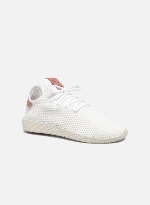 newest collection 08772 941ef Sneakers adidas originals Pharrell Williams Tennis Hu Vit detaljerad bild  på paret