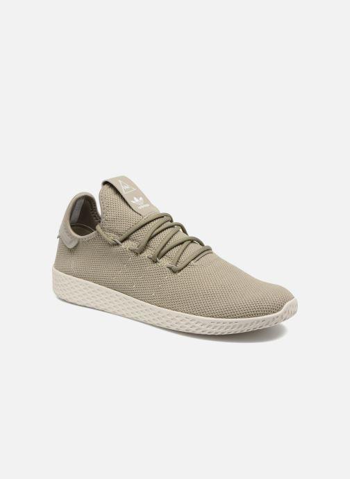 new concept d4317 f7519 Sneakers adidas originals Pharrell Williams Tennis Hu Groen detail