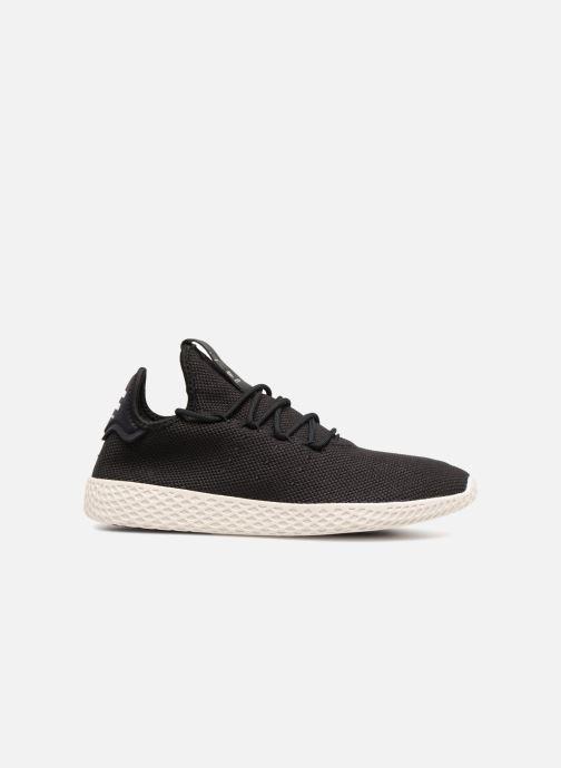 Sneakers adidas originals Pharrell Williams Tennis Hu Zwart achterkant