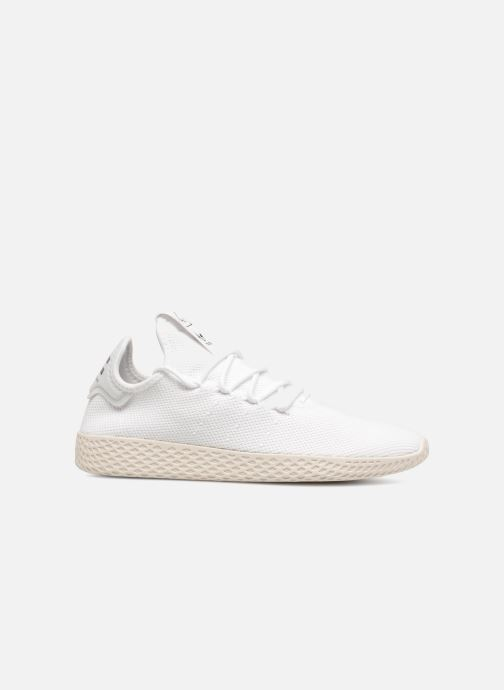 Deportivas adidas originals Pharrell Williams Tennis Hu Blanco vistra trasera