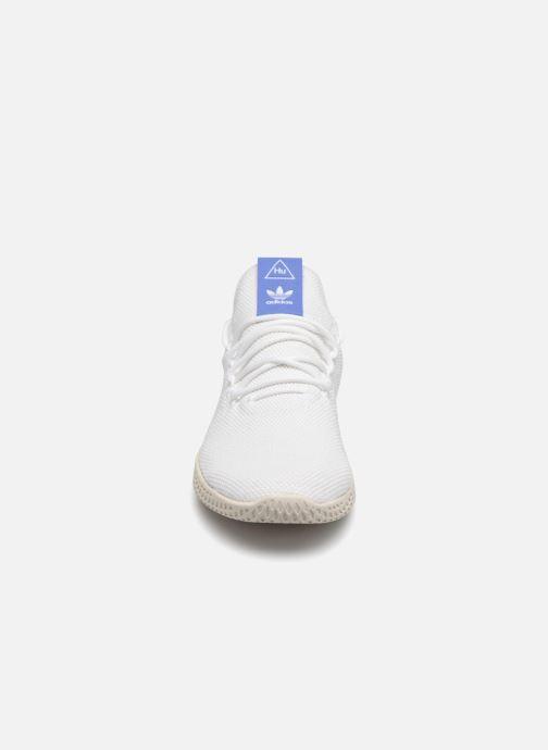 Sneaker adidas originals Pharrell Williams Tennis Hu weiß schuhe getragen