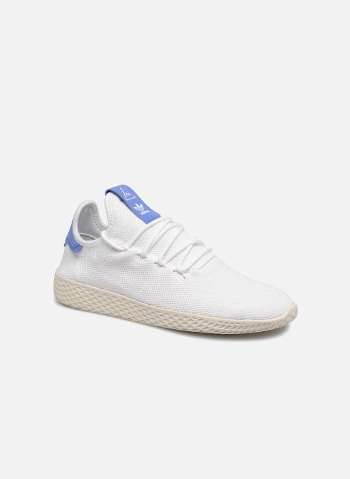 Sneaker adidas originals Pharrell Williams Tennis Hu weiß detaillierte ansicht/modell