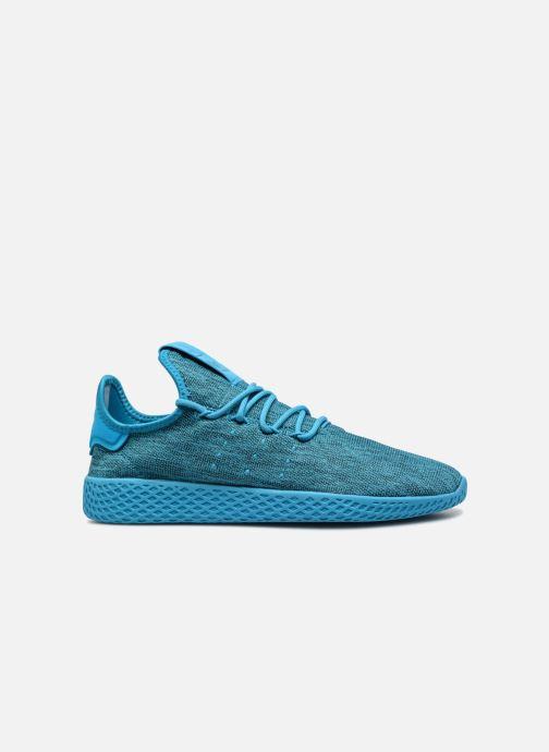 Sneaker adidas originals Pharrell Williams Tennis Hu blau ansicht von hinten
