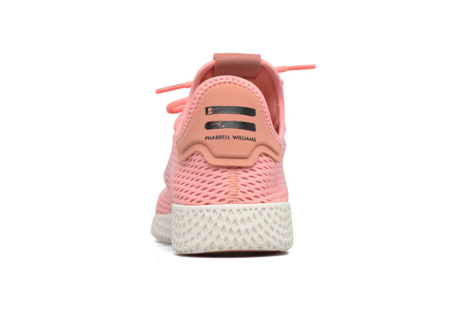 Sneakers Adidas Originals Pharrell Williams Tennis Hu Roze rechts